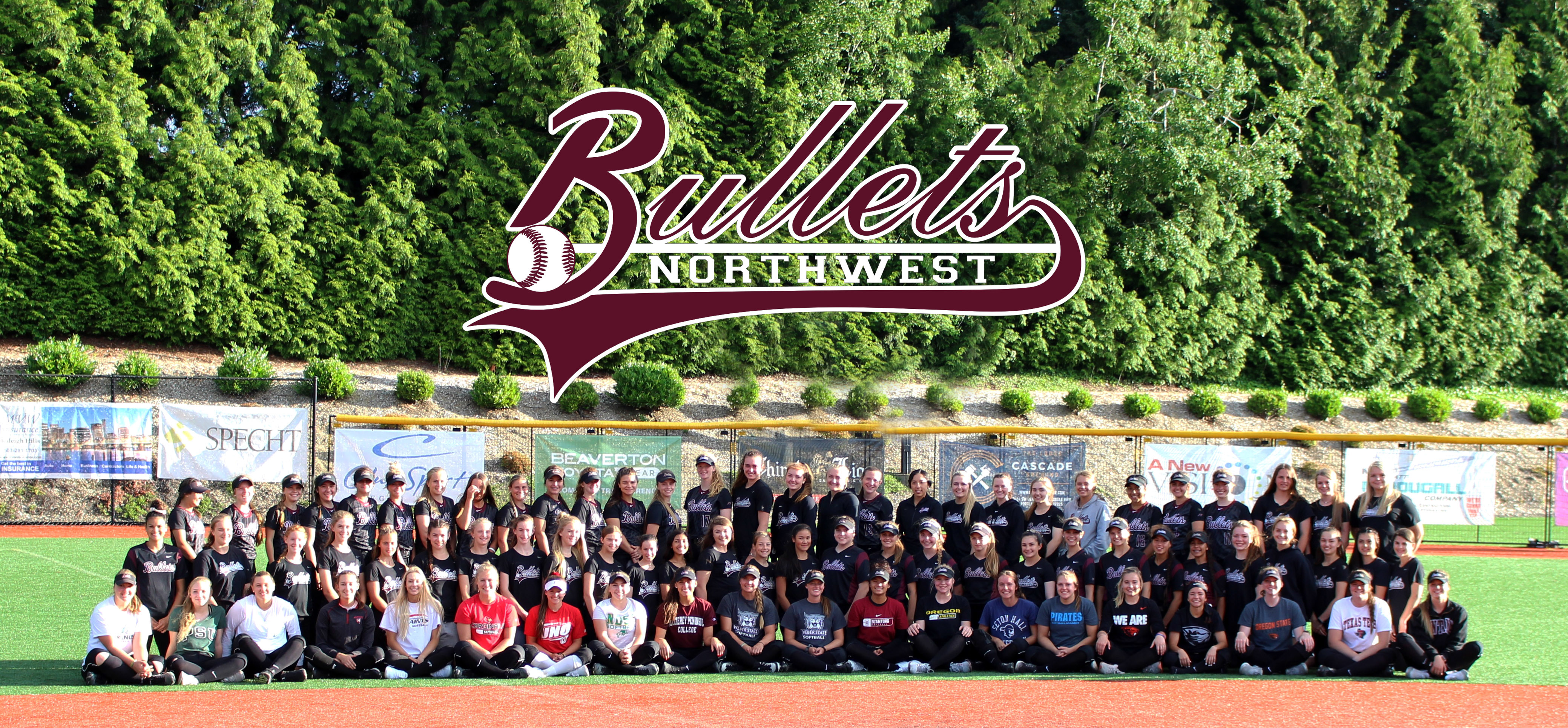 Northwest Bullets Softball